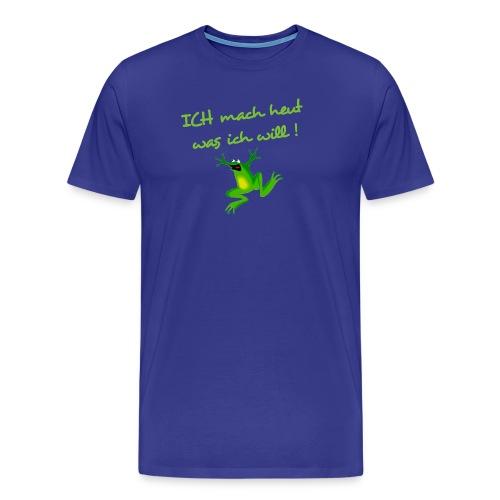 Frosch - Männer Premium T-Shirt