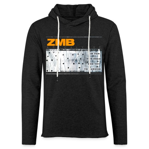ZMB Apocalypse - Leichtes Kapuzensweatshirt Unisex