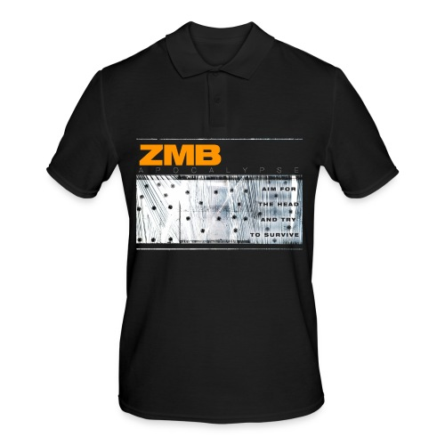 ZMB Apocalypse - Männer Poloshirt