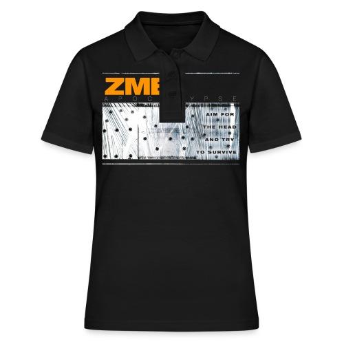 ZMB Apocalypse - Frauen Polo Shirt