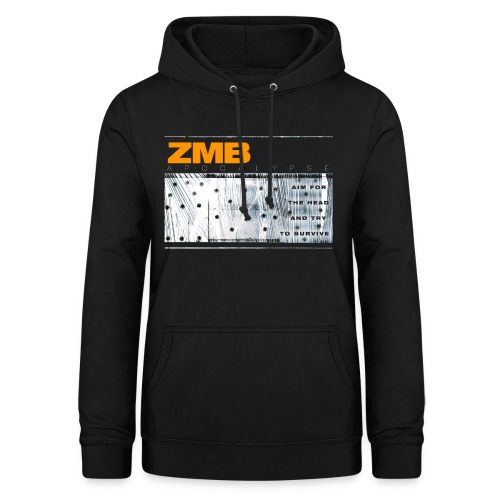 ZMB Apocalypse - Frauen Hoodie