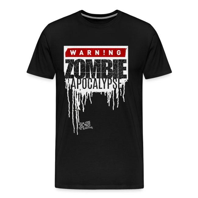 Warning Zombie Apocalypse