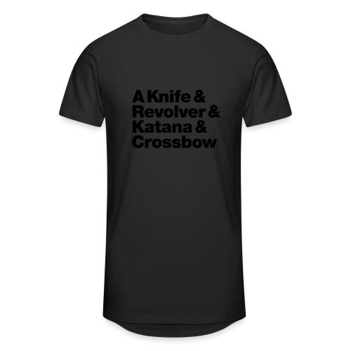 Zombie Hunter Weapons - Männer Urban Longshirt