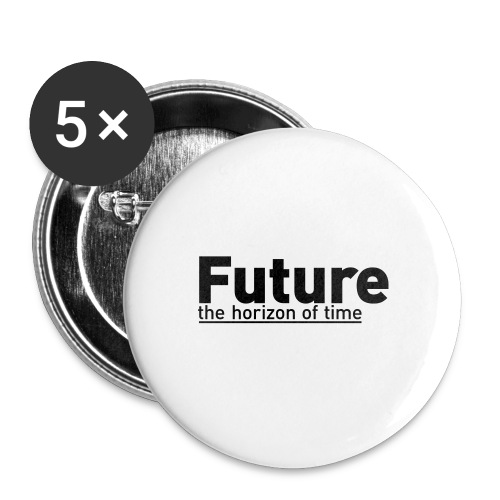 FUTURE | the horizon of time - Buttons mittel 32 mm
