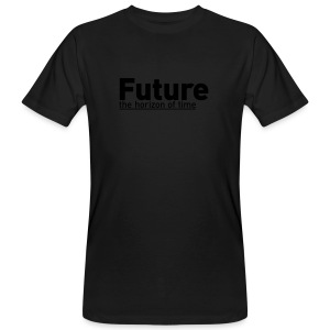 FUTURE | the horizon of time - Männer Bio-T-Shirt