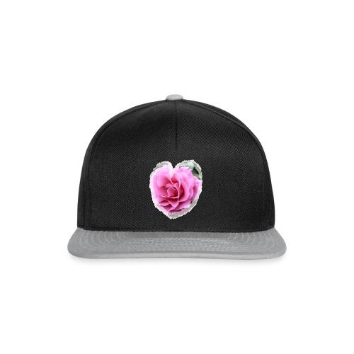 Herz-Liebe - Snapback Cap