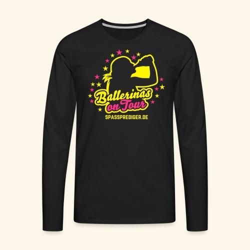 Ballerinas on Tour - Männer Premium Langarmshirt