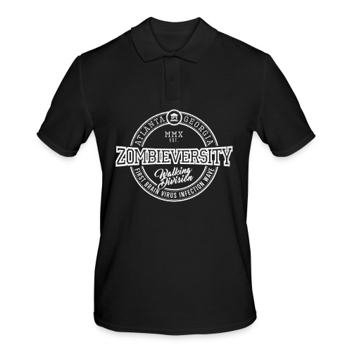 Zombieversity - Männer Poloshirt