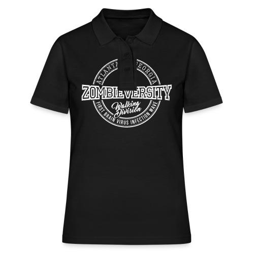 Zombieversity - Frauen Polo Shirt