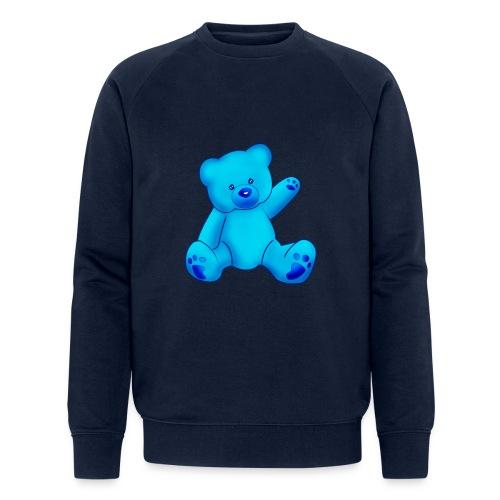 T-shirt Ourson bleu  - Sweat-shirt bio Stanley & Stella Homme