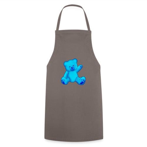 T-shirt Ourson bleu  - Tablier de cuisine