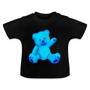 T-shirt Ourson bleu  - T-shirt Bébé