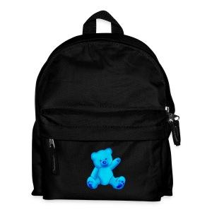 T-shirt Ourson bleu  - Sac à dos Enfant