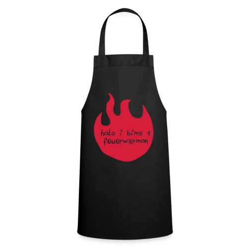 feuerwerman Shirt - Kochschürze