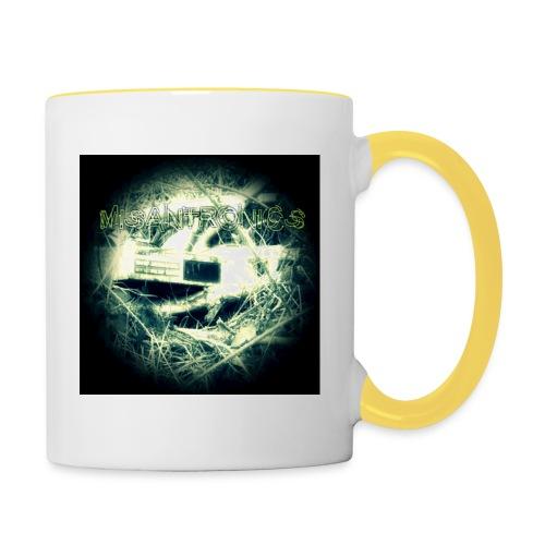 Contrasting Mug