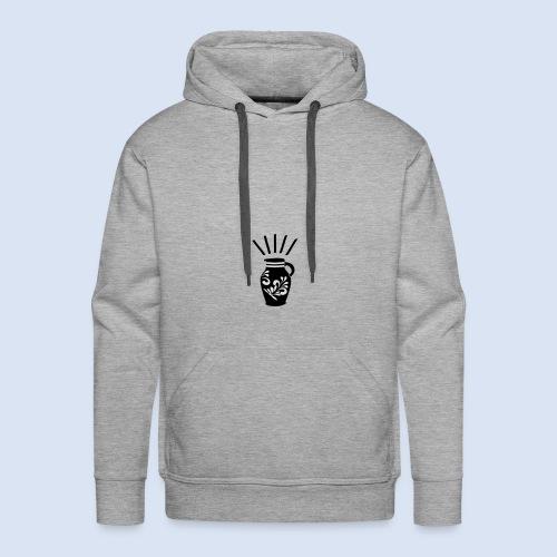 FRANKFURT DESIGN - Heiliger Gral #Bembel - Männer Premium Hoodie