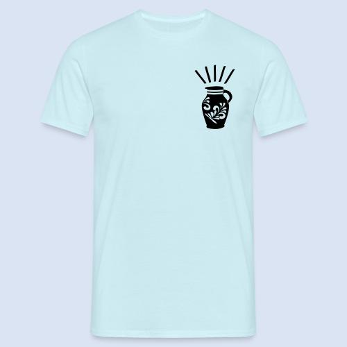 FRANKFURT DESIGN - Heiliger Gral #Bembel - Männer T-Shirt