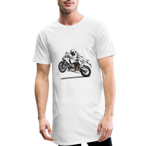 Moto - Camiseta urbana para hombre
