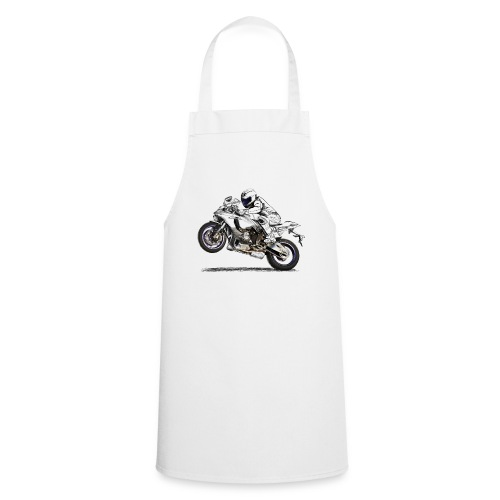 Moto - Delantal de cocina