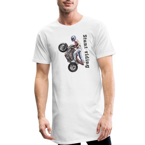 Stunt Riding - Camiseta urbana para hombre