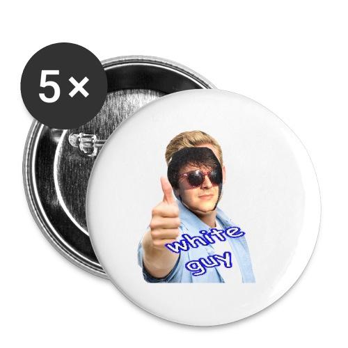 XXXXX WHITE GUY BAG XXXXX - Buttons small 25 mm