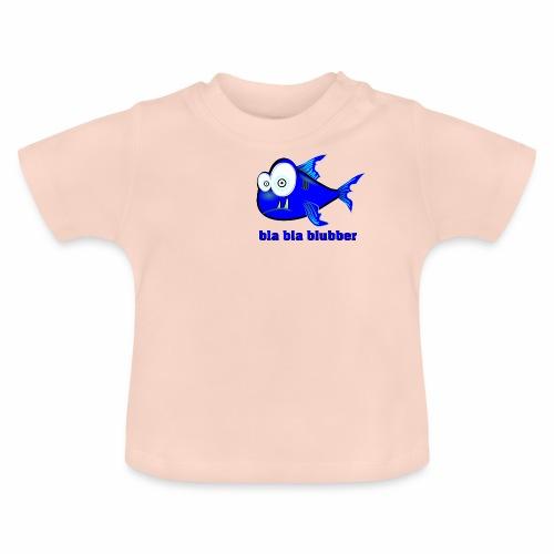 bla bla  - Baby T-Shirt