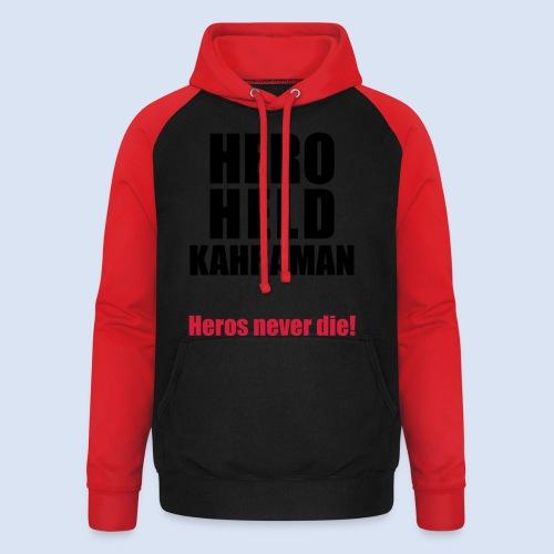 Hero Shirt Erdogan Shirt - Turkey Türkei #Erdogan #Turkey - Unisex Baseball Hoodie
