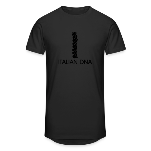 Italian DNA Shirt - Männer Urban Longshirt