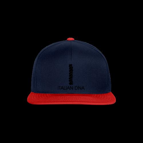 Italian DNA Shirt - Snapback Cap