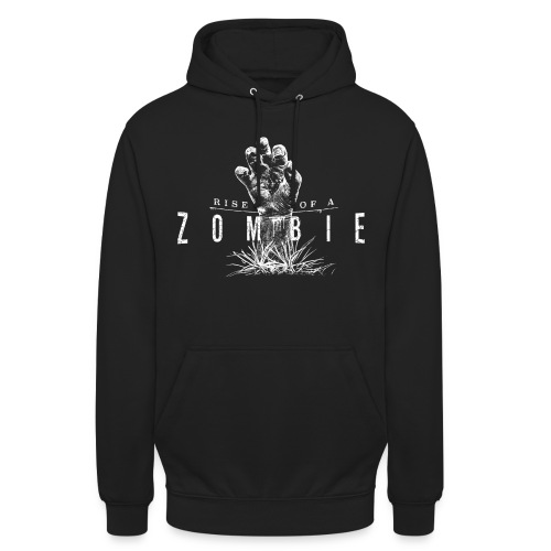 Rise of a Zombie - Unisex Hoodie