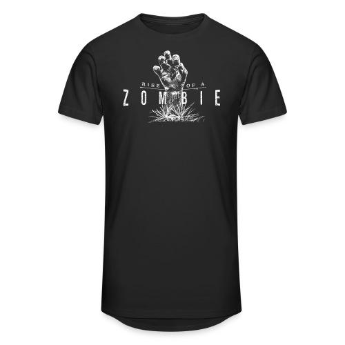 Rise of a Zombie - Männer Urban Longshirt