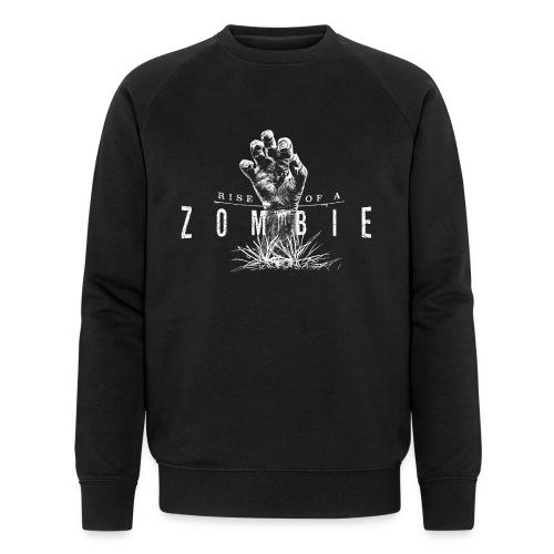 Rise of a Zombie - Männer Bio-Sweatshirt von Stanley & Stella