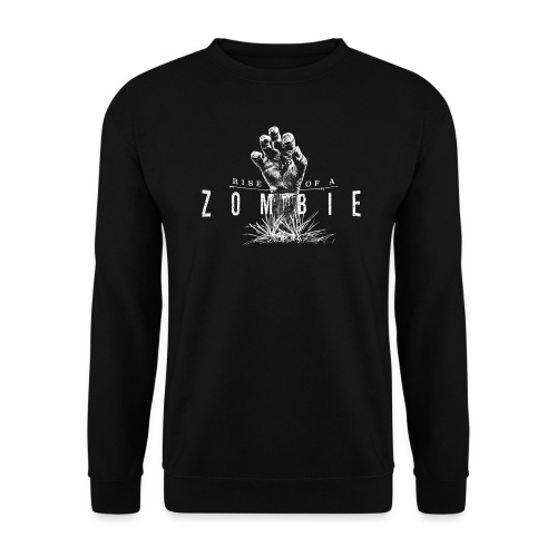 Rise of a Zombie - Männer Pullover