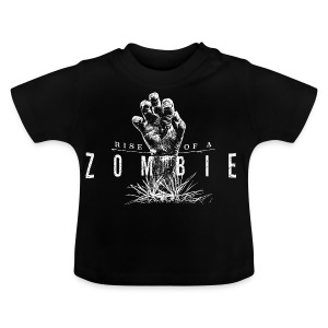 Rise of a Zombie - Baby T-Shirt