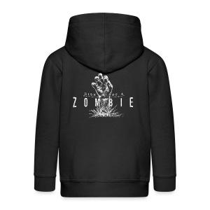 Rise of a Zombie - Kinder Premium Kapuzenjacke