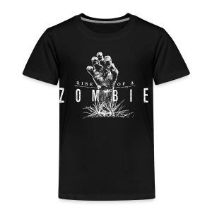 Rise of a Zombie - Kinder Premium T-Shirt