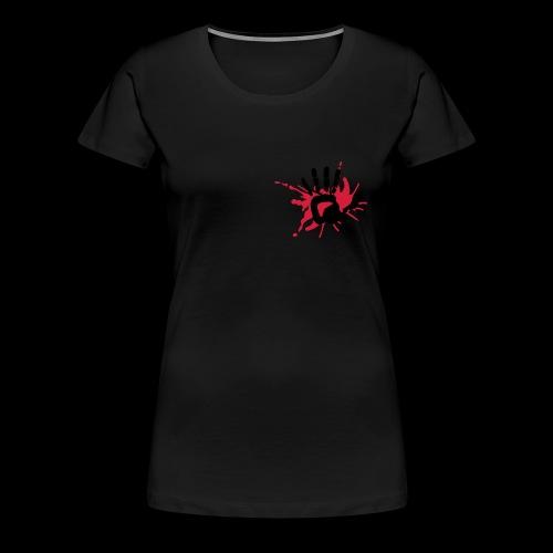 Hoodie - Premium T-skjorte for kvinner