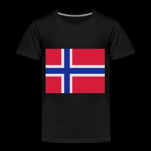 Norwegian Team Member BAG - Premium T-skjorte for barn
