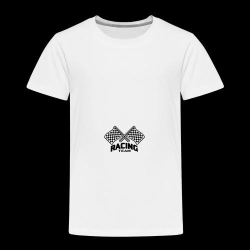 Racing Team - Premium T-skjorte for barn