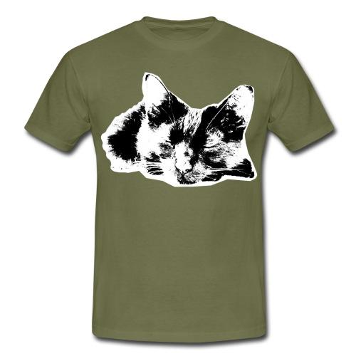 Kater-1 - Männer T-Shirt