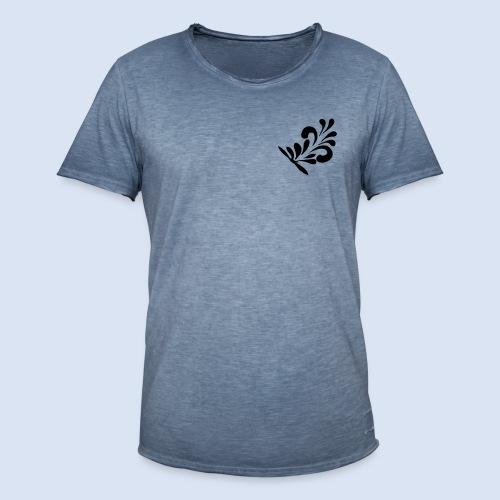 FRANKFURT DESIGN - Girly Shirt #Bembelschwung - Männer Vintage T-Shirt