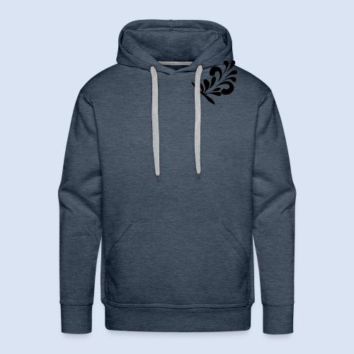 FRANKFURT DESIGN - Girly Shirt #Bembelschwung - Männer Premium Hoodie