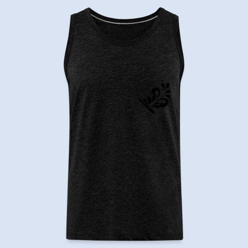 FRANKFURT DESIGN - Girly Shirt #Bembelschwung - Männer Premium Tank Top