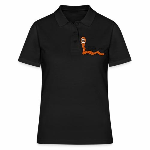 Lieblings-Wurm - Frauen Polo Shirt