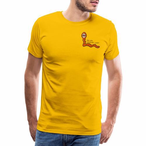 Lieblings-Wurm - Männer Premium T-Shirt