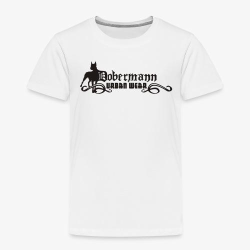 Tshirt Dobermann Gothic - T-shirt Premium Enfant
