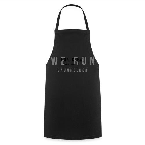 Männer Laufshirt - Kochschürze