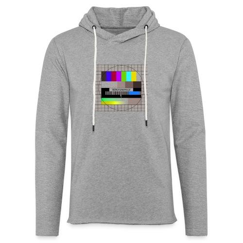 Schutzschild - Leichtes Kapuzensweatshirt Unisex