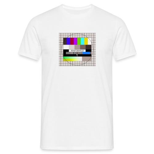 Schutzschild - Männer T-Shirt