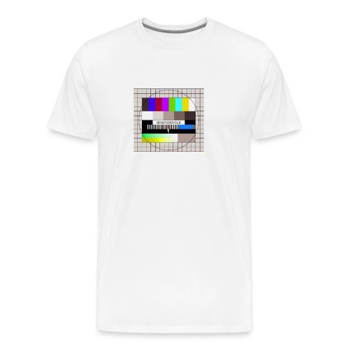 Schutzschild - Männer Premium T-Shirt